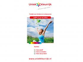 Rollup-Banner-Uniek-Kleurrijk